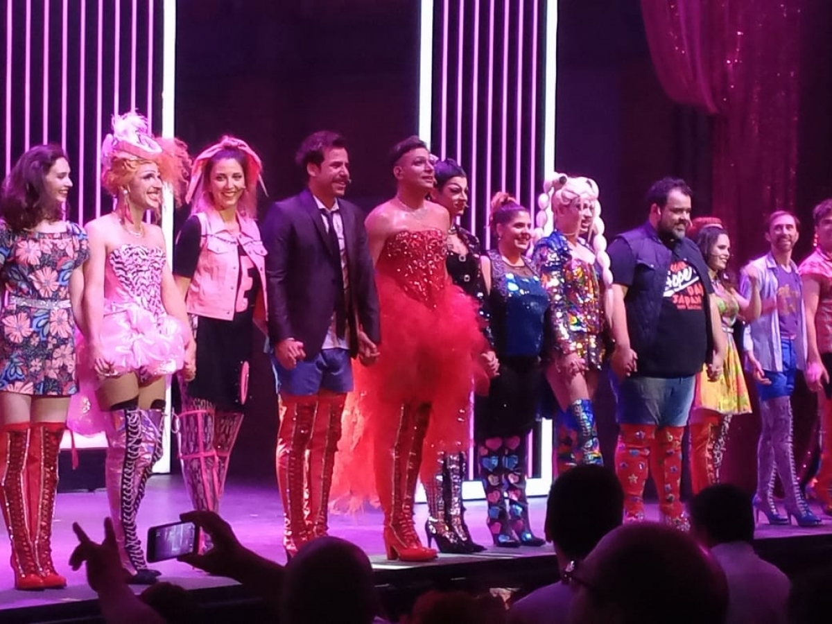 Kinky boots, llega el musical a Buenos Aires