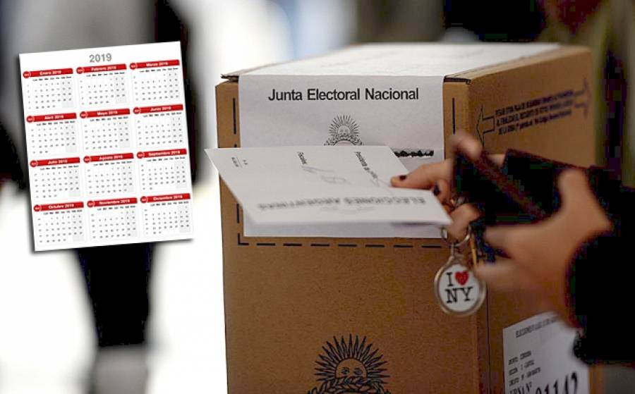 El incierto panorama político local