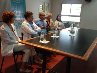 Nuevas autoridades del Hospital Bocalandro