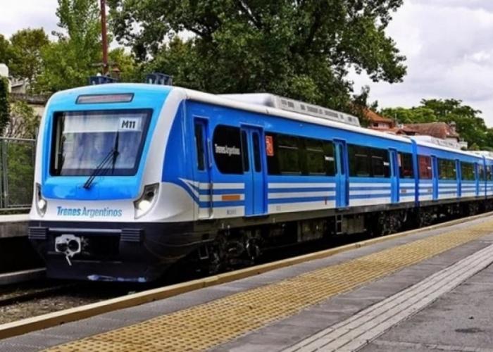 Vuelve el tren Constitución - Pinamar