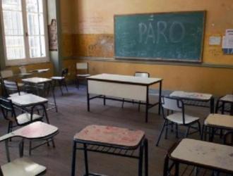 El paro nacional docente se hace sentir en la provincia de Buenos Aires