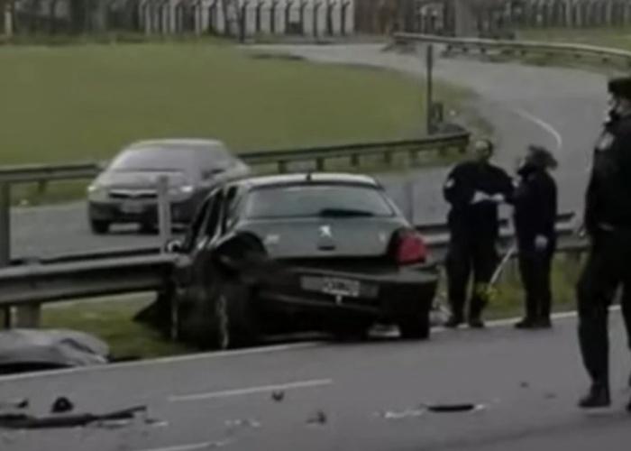 Choque fatal en Panamericana: el conductor de uno de los autos involucrados dio positivo de alcoholemia