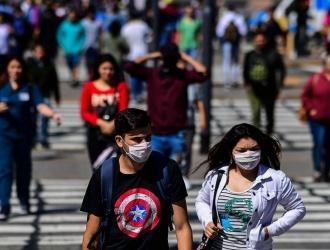 Coronavirus: Argentina pasó la barrera de los 200 mil contagios