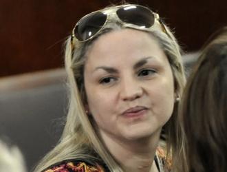 """Carolina Píparo quiso """"coimear"""" a uno de los chicos que atropelló su marido"""