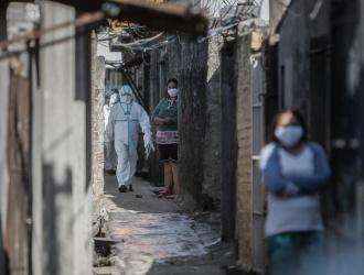Suman 492 los muertos por coronavirus en la Argentina