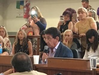 """A. Ciorciari: """"Me retiro de concejal, pero no de la política"""""""