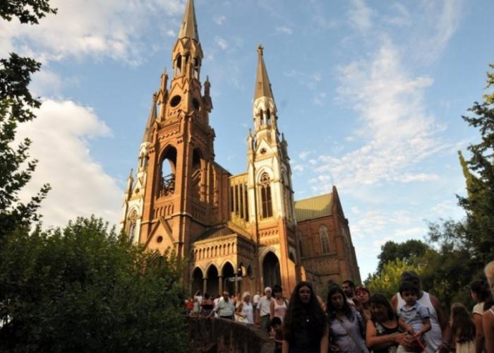 Fiestas Patronales de Lourdes