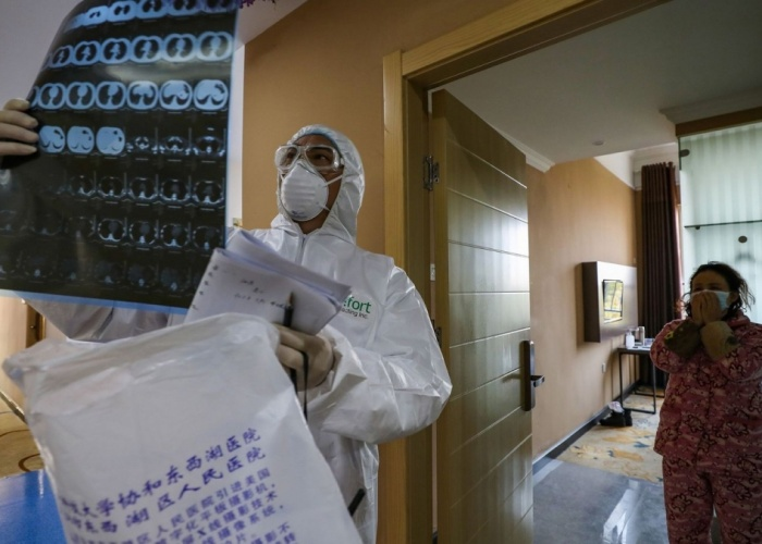 Estremecedor: casi 200 muertes por coronavirus en menos de 24 horas