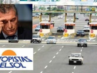 Allanan las oficinas de Ausol por los negociados con los peajes