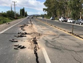 Terremoto en San Juan: heridos, destrucción y la visita de urgencia del presidente