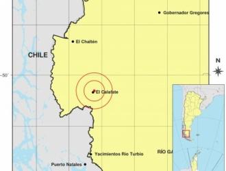 Un fuerte sismo se sintió en la Patagonia